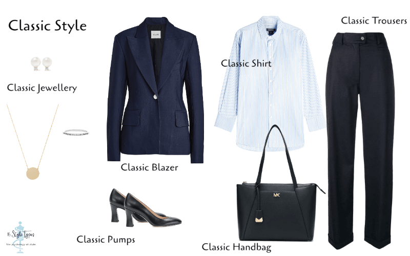Understanding Personality and Style - the Classic Dressing Style