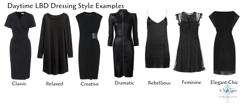 Expressing your LBD personality